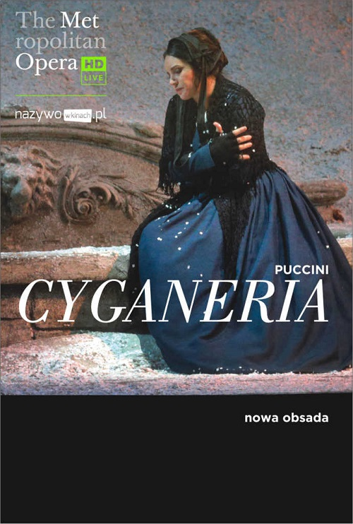THE MET NA ŻYWO: Cyganeria
